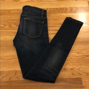 Flying Monkey Distressed Jeans